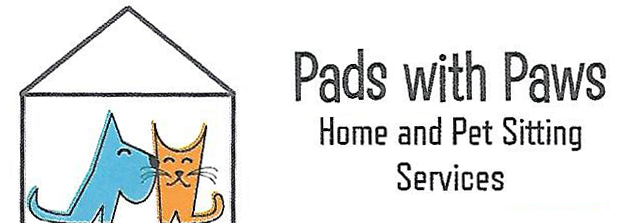 Pads With PawsLogo